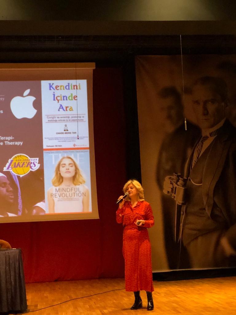 neurobilim temelli mindfulness semineri ted istanbul koleji 2